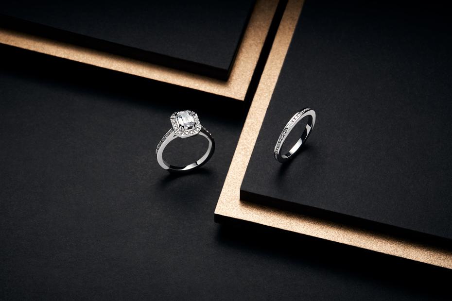 set design diamonds